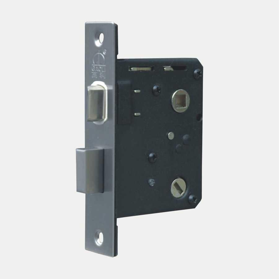 锁体安装方法图解